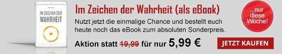 Im Zeichen der Wahrheit - eBook zum Sonderpreis