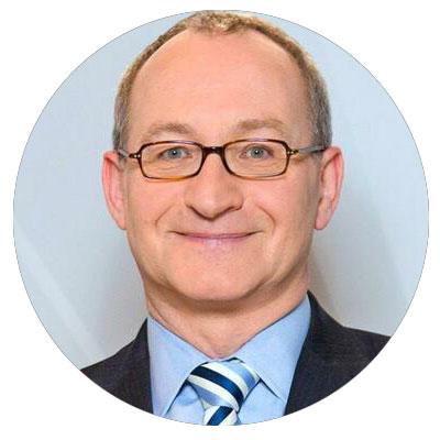 Portraitfoto Erhard Scherfer