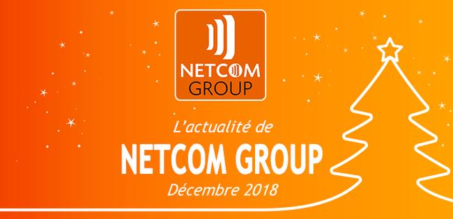 L'actualité de Netcom Group