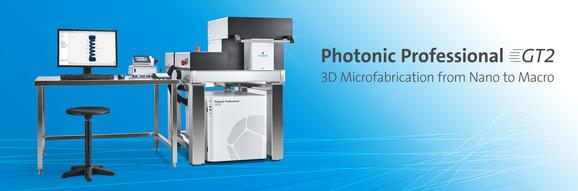 Nanoscribe PPGT2