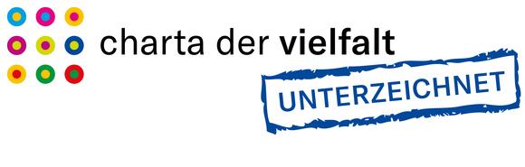 Bildunterschrift: Charta der Vielfalt: Wir haben unterzeichnet Bildrechte: Orizon GmbH