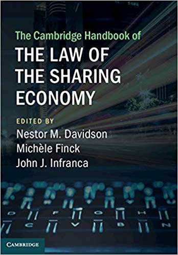 The Law of the Sharing Economy