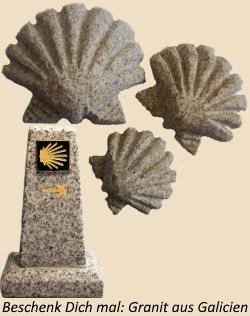 Granitkunst aus Galicien