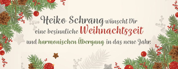 Website Heiko Schrang