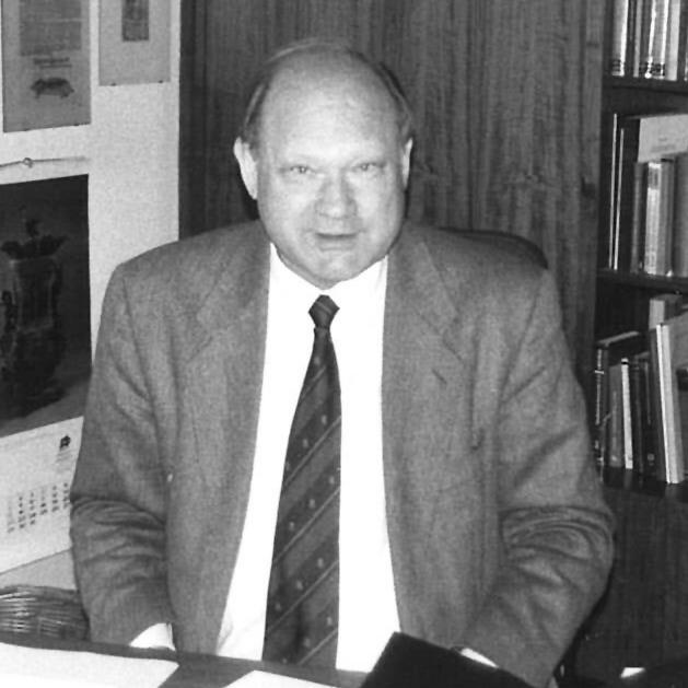 Gerhard Schricker zum 85. Geburtstag