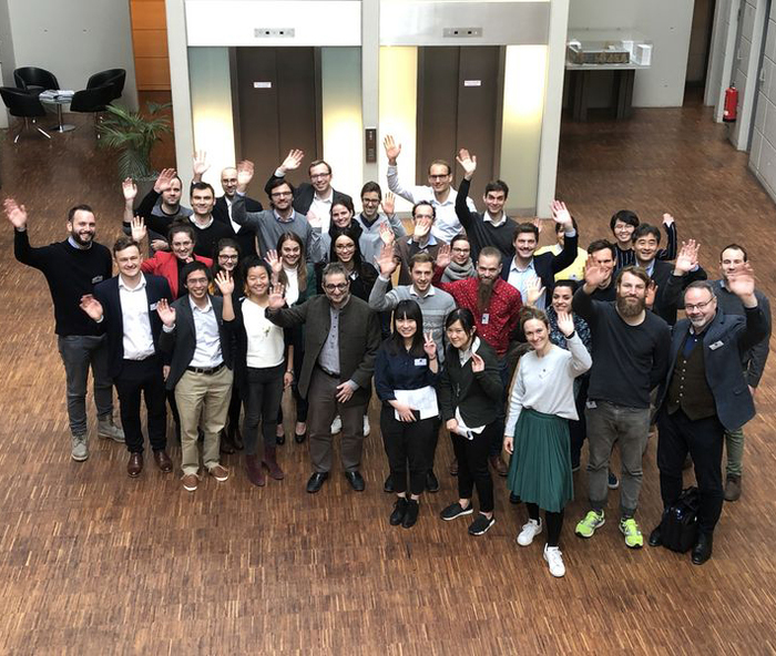 Participants of the 2nd Research in Innovation, Science and Entrepreneurship Workshop
