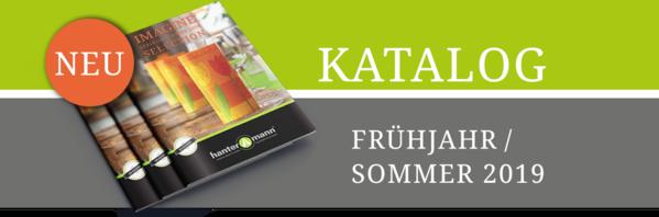 Katalog Frühjahr / Sommer 2019