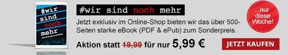 # wir sind noch mehr - DEUTSCHLAND IN AUFRUHR- eBook Sonderpreis