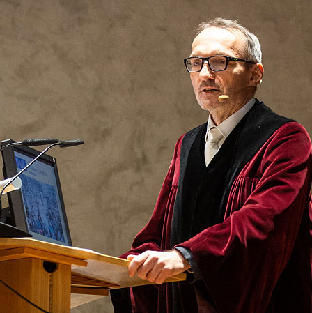 Director Prof. Dr. Josef Drexl, LL.M. (UC Berkeley)