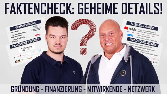 FAKTENCHECK: GEHEIME DETAILS ENTHÜLLT!