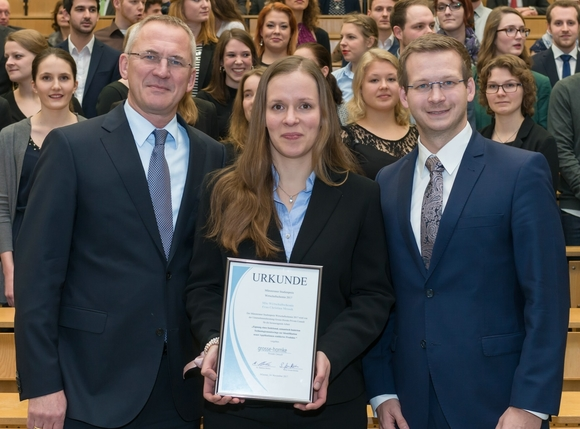 Open article graduate award