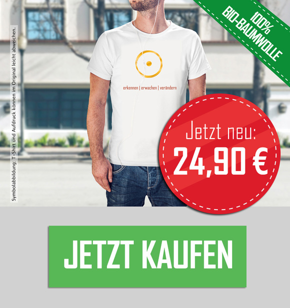 Aktion: T-Shirt weiß