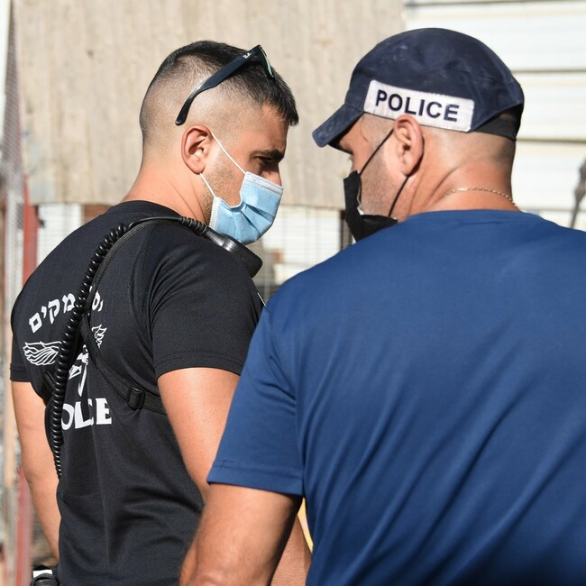 Polizei-Spezialeinheit