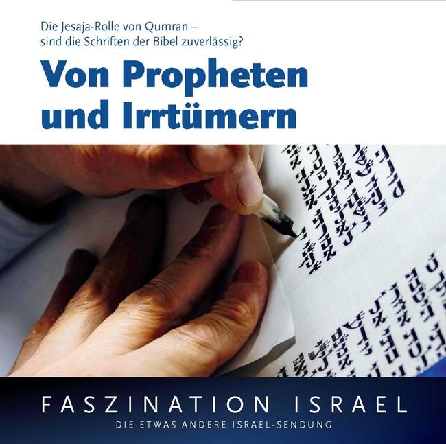DVD Faszination Israel - Von Propheten und Irrtümern