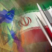 Iran bedroht Israel, Grafik